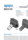 Model EX80-SERIES - Electromagnetic Flow Sensor - Brochure