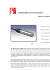 Versaline - Model VL2000 - Wastewater Level Transmitter  Brochure