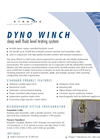 Dyno Winch - Deep Well Fluid Level Testing System Brochure