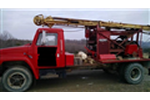 Bucyrus Erie - Model 20W - Cable Tool Drill Rig