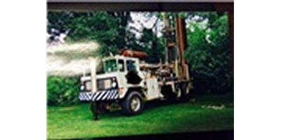 Ingersoll-Rand  - Model T4W - Water-Well-Drill-Rig