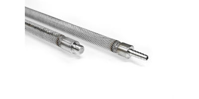 Model 6 - Stainless Steel Implant with Barb Fitting