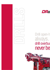 Discoverer - Model MPD 1500 - Tracked Exploration Drilling Rig Brochure