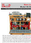 Geo-Loop - Model 50-500 - Diesel Grout Pumps Brochure