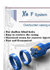 Model Xs F 4,000 / 101.6mm - Floating Casing Systems Brochure