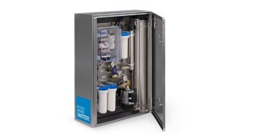 Bluebox - Model 300 RO - Compact Wall Mounted Water Purification Unit