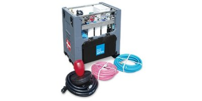 Bluebox - Model 450 RO - Reverse Osmosis Membranes and UV-Light Unit