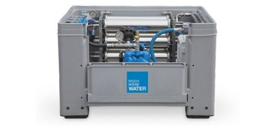 Bluebox - Model 1200 RO/RORS - Reverse Osmosis Unit