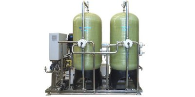 Bluebox - Model 2500/5000 RO DESAL - Skid Mounted Desalination System