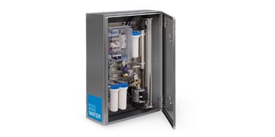 Bluebox - Model 150 RO - Compact Wall Mounted Water Purification Unit
