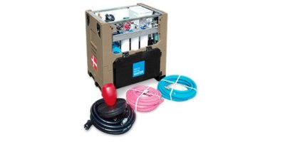 BlueBox - Model 600 UF - Ultra Filtration Systems