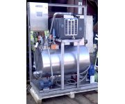 New revolutionary Sludge Dewatering Separator (SDS)