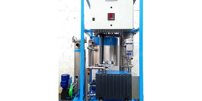 Model SDS 20 - Sludge Dewatering Separator