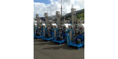 Model SDS 50 - Sludge Dewatering Separator