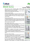 EE240 Series - Wireless Sensor for Humidity / Temperature / CO2 - Brochure