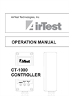 ATI - Model CT1000 - Single Channel Gas Sensor-Controller - Manual