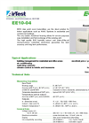 ATI - Model EE10-04 - Indoor Wall Mount Dew Point Transmitter - Brochure