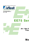 ATI - EE75 Series - Air Velocity Transmitters - Manual