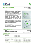 ATI - EE65 Series Air Velocity Transmitter - Brochure