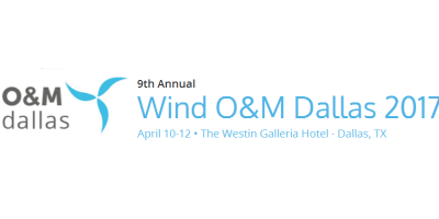 9th Annual Wind O&M Dallas 2017