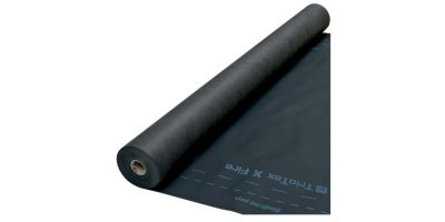 TrioTex  - Model X  - Fire Breathing Fire Retardant Facade Underlay Membrane