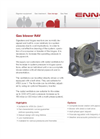 ennox - RAV - Pressure Increase Blower for Digesters and Biogas Reactor Brochure