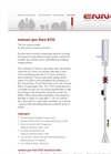 ECO - Manual Gas Flare Brochure