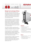 ennox biogas - Model HE-sw - Sludge Heat Exchanger Brochure