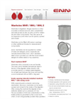 ennox MHR, MHL and MHL2 - Manholes in Digesters, Biogas Reactors - Brochure