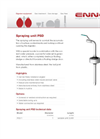 ennox PSD Spraying Unit - Brochure