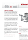 ennox GCD Gas Chill Dryer - Brochure