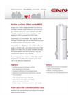 ennox carboNOX ACF Active Carbon Filter - Brochure