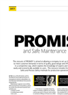 PROMIS and Safe Maintenance Brochure
