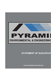 Pyramid Environmental Statement of Qualifications Brochure