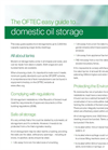 Domestic Oil Storage Brochure