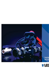 Legend - Model S-650 and S-651 - PVC Butterfly Valves - Brochure