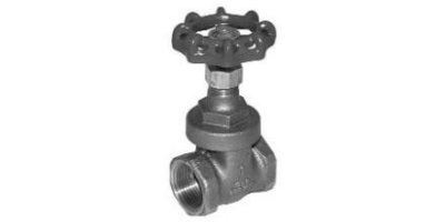 Legend - Model T-414/S-414 - Bronze Screw-Over Bonnet Gate Valves