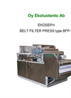 BFP P Series - Belt Filter Press Brochure