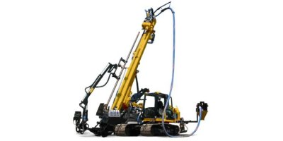 Model MAX 400 RC - Largest RC Drilling Rig