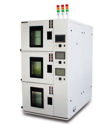 Model LRHS-101B/225B-3LJ - Three Zones High and Low Temperature Test Chamber