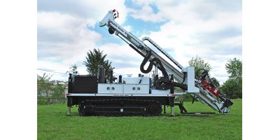 Mobile Drill - Model MS1000 - Sonic Drill