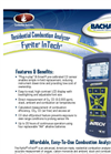 Fyrite - Model InTech - Combustion AnalyzersBrochure
