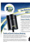 Model MGD-100 - Scalable Gas Detection System Brochure