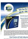 Multi-Zone - Gas Leak Monitor Brochure