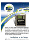 Model GDA-1600 - Sixteen Channel Alarm Controller Brochure