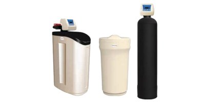 Water-Group - Model WG185DF Series - Water Softener