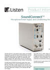 SoundConnect - Single Channel Microphone Brochure