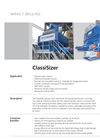 ClassiSizer - Recycling Plants for Waste Wood - Datasheet
