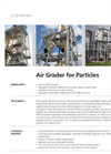 Airgrader for Particles - Datasheet