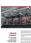 Batch Cooker - Brochure